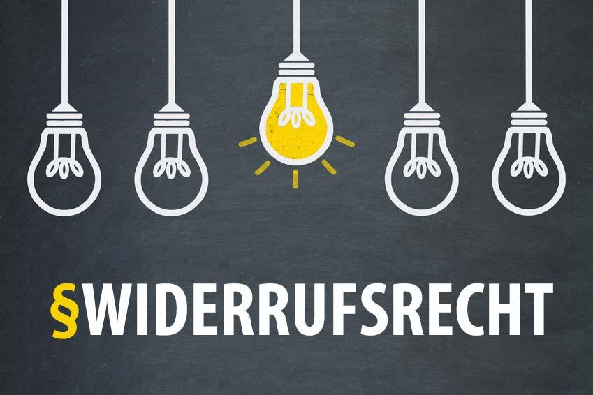 Widerrufsrecht-Lead-Spot-Media